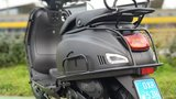 Capri Deluxe Mat Zwart injectie (EURO 4) RIJKLAAR_