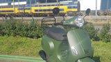 Capri Deluxe Mat Groen injectie (EURO 4)_