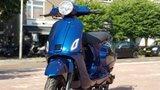 Capri Deluxe Midnight Blue injectie (EURO 4) RIJKLAAR_