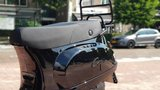 Capri Classic Zwart E4 injectie (EURO 4)_