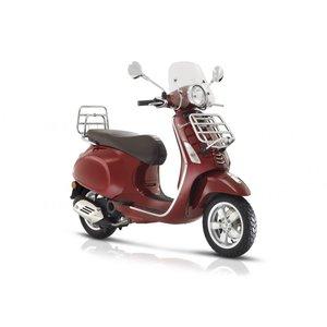 Vespa Primavera Touring Rosso Metallic Rood E4 I-GET