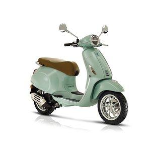 Vespa Primavera Verde Pastello lichtgroen E4 I-GET