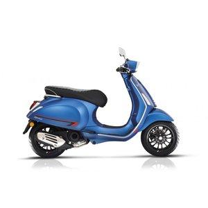 Vespa Sprint S Azzurro mat blauw E4 I-GET RIJKLAAR