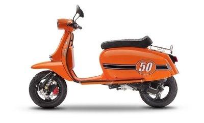 Scomadi Turismo Leggera Atomic Orange 125cc