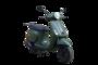 Capri Classic Mat Groen EURO4 injectie Limited Edition_7