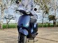 Capri V2s Mat Blauw Paars Kameleon EFI + Windscherm + Kettingslot 180 cm ART 4  - Mat Blue Purple Colorshift E5 Injectie