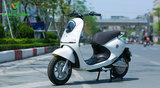 Yadea C-umi mat zwart Elektrische scooter RIJKLAAR_