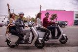 Yadea G5 mat zilver Elektrische scooter RIJKLAAR + €500,- CASHBACK!_