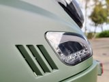 Capri V2s injectie Mat Army Green (mat groen) _