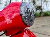 Capri V2s Rood EFI - Rosso Dragon E5 injectie_