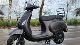 Capri V2i injectie Mat Metallic Zwart_