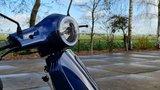 Capri V2s injectie Midnight Blue Metallic (donker blauw)_
