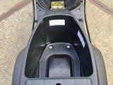 Capri V2s mat groen EFI + Windscherm + Kettingslot 180 cm ART 4  - Mat Army Green E5 Injectie_