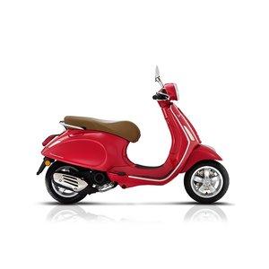 Vespa Primavera Dragon Rosso Rood E4 I-GET