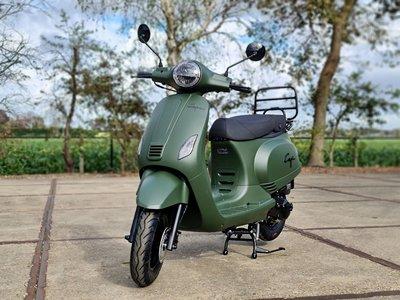 Capri V2s injectie Mat Army Green (mat groen)