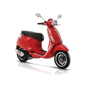 Vespa Sprint Rood E5 - Rosso Passione 4S3V IGET